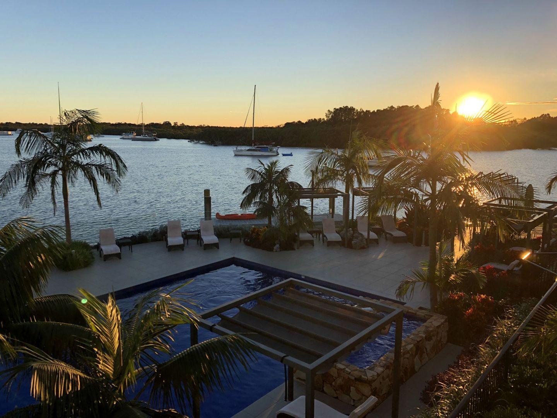 Sunrise at Sails Port Macquarie
