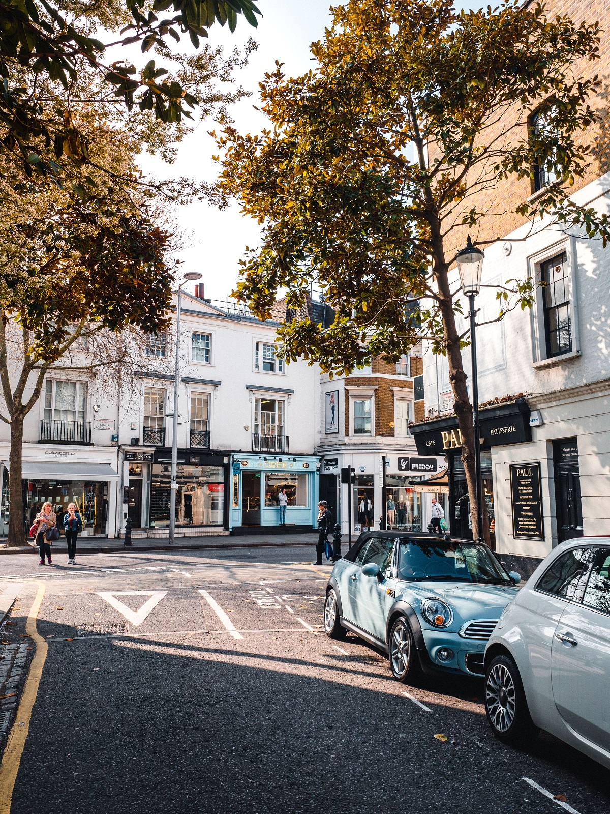 A Shopping Guide To Chelsea London The Aussie Flashpacker