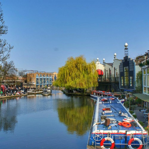 Regent's Canal Paddington London