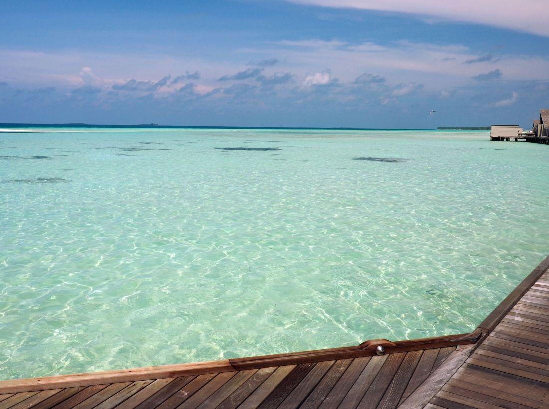 Stunning water LUX Maldives