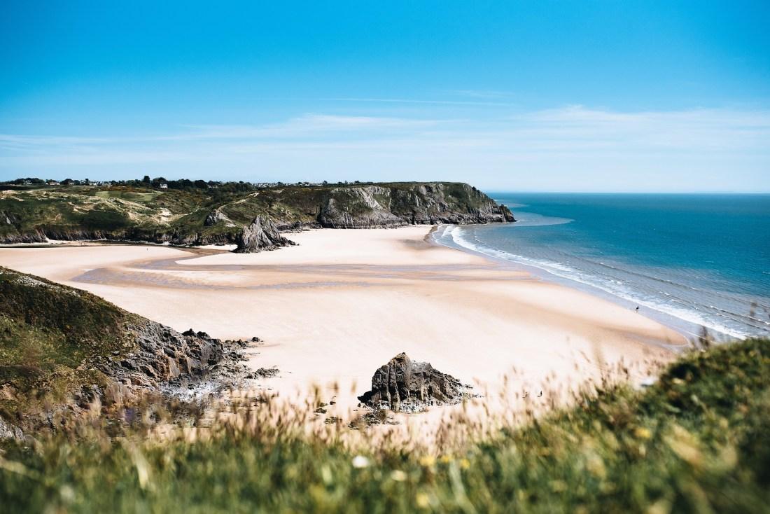 Wales Sandy Beach