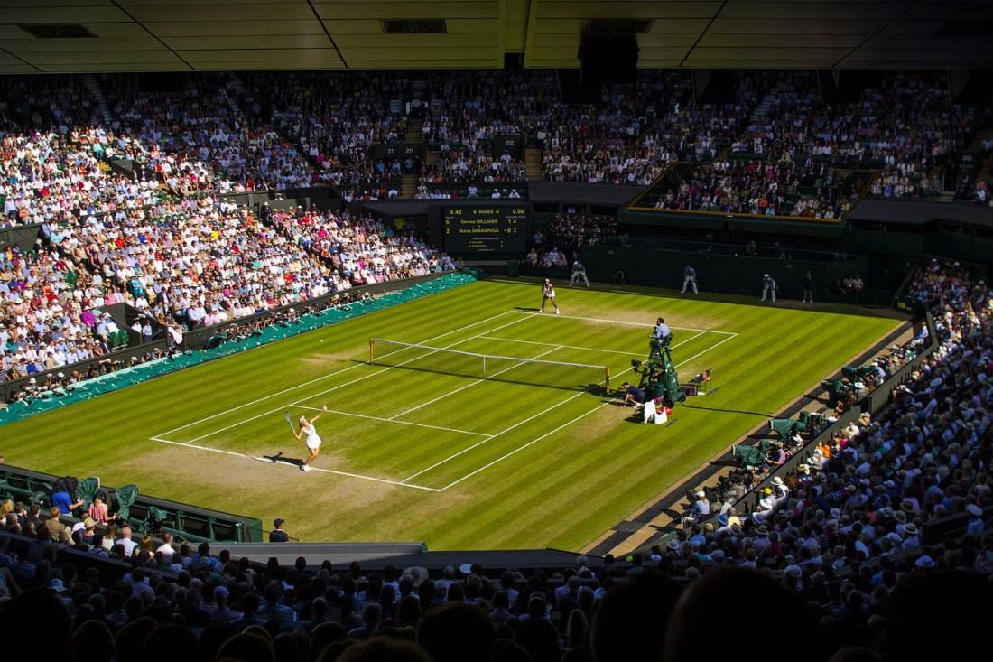 Wimbledon London Tennis
