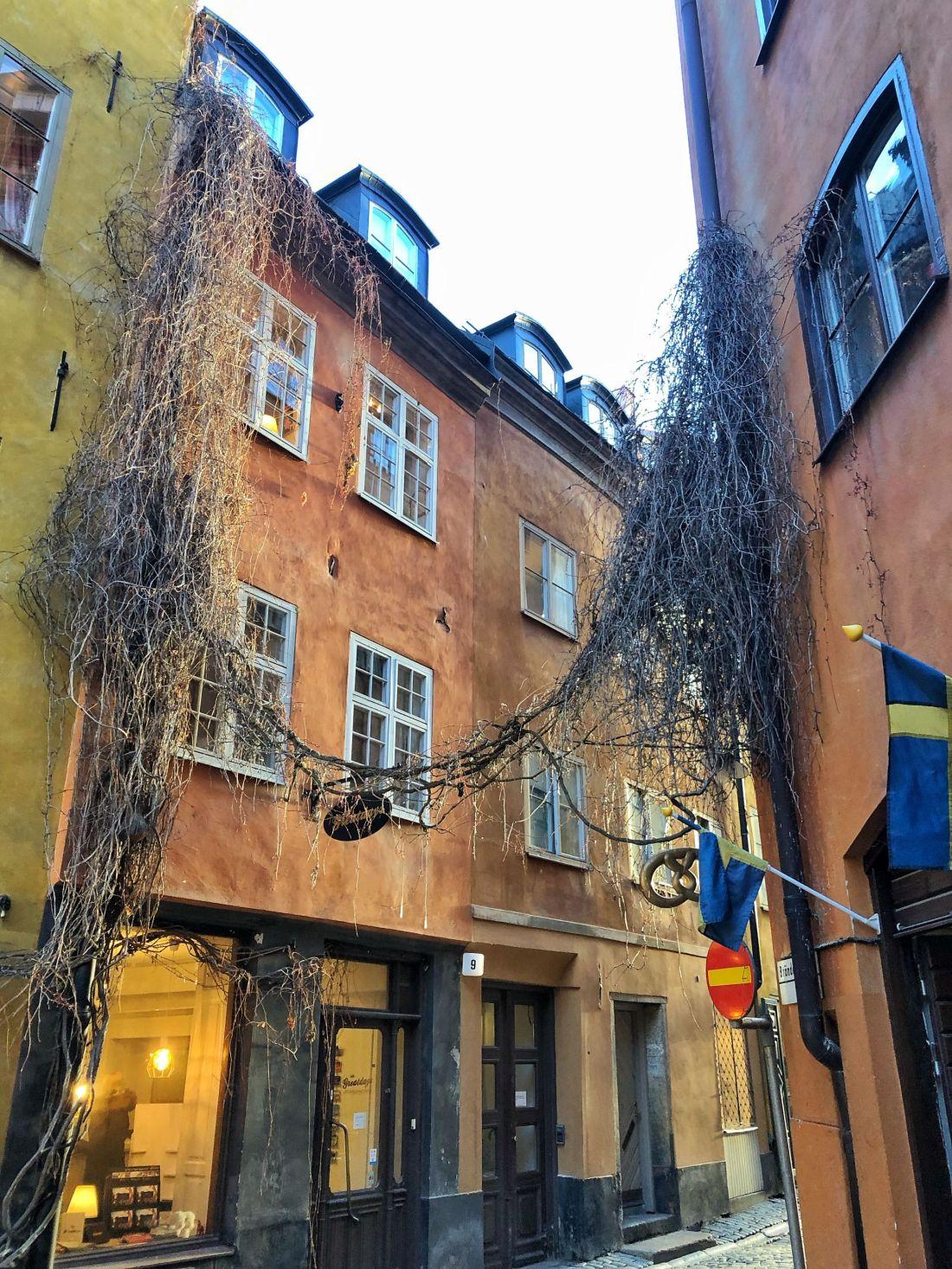 Charming Alleys Gamla Stan Stockholm
