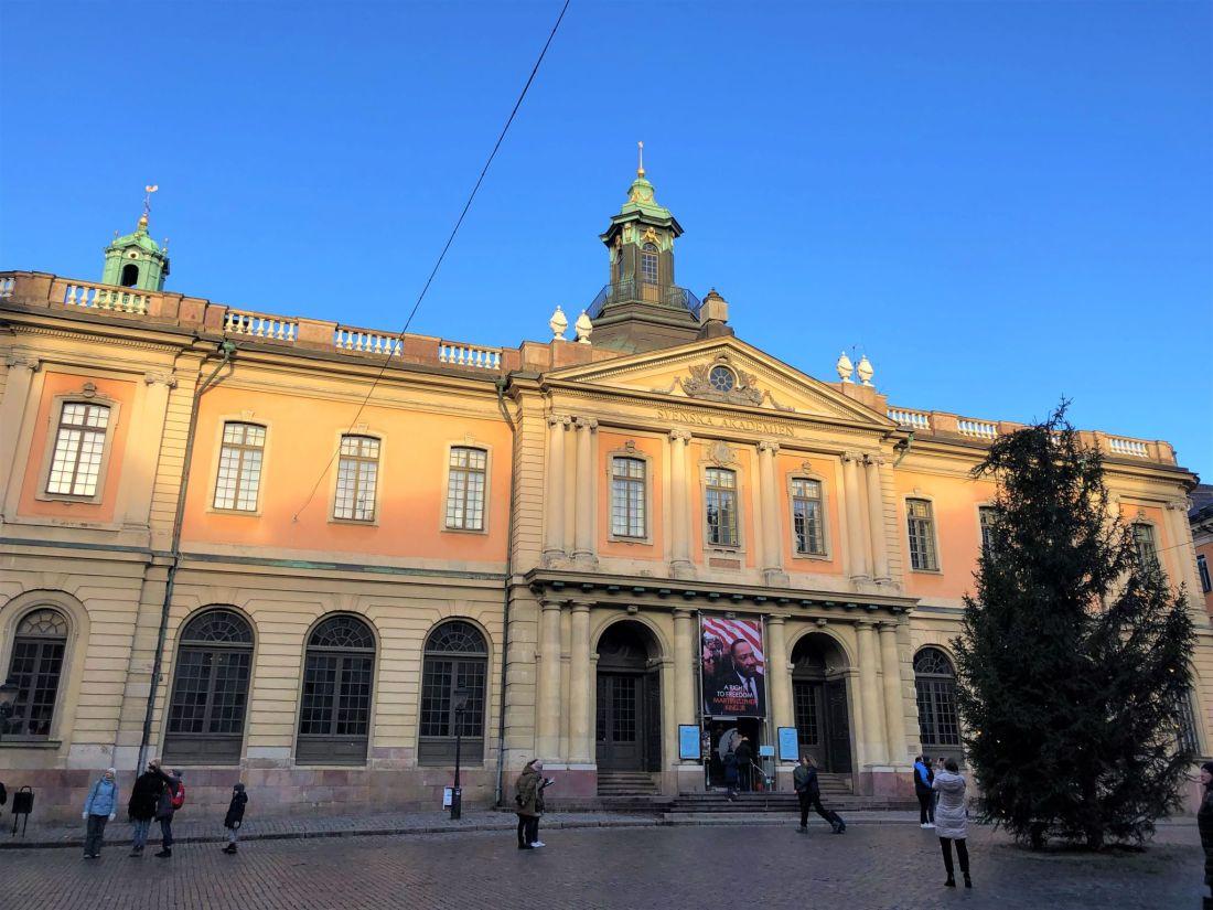 Nobel Prize Museum Stockholm