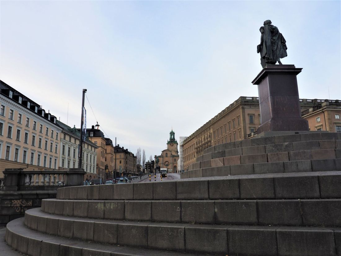 Views of Stockholm