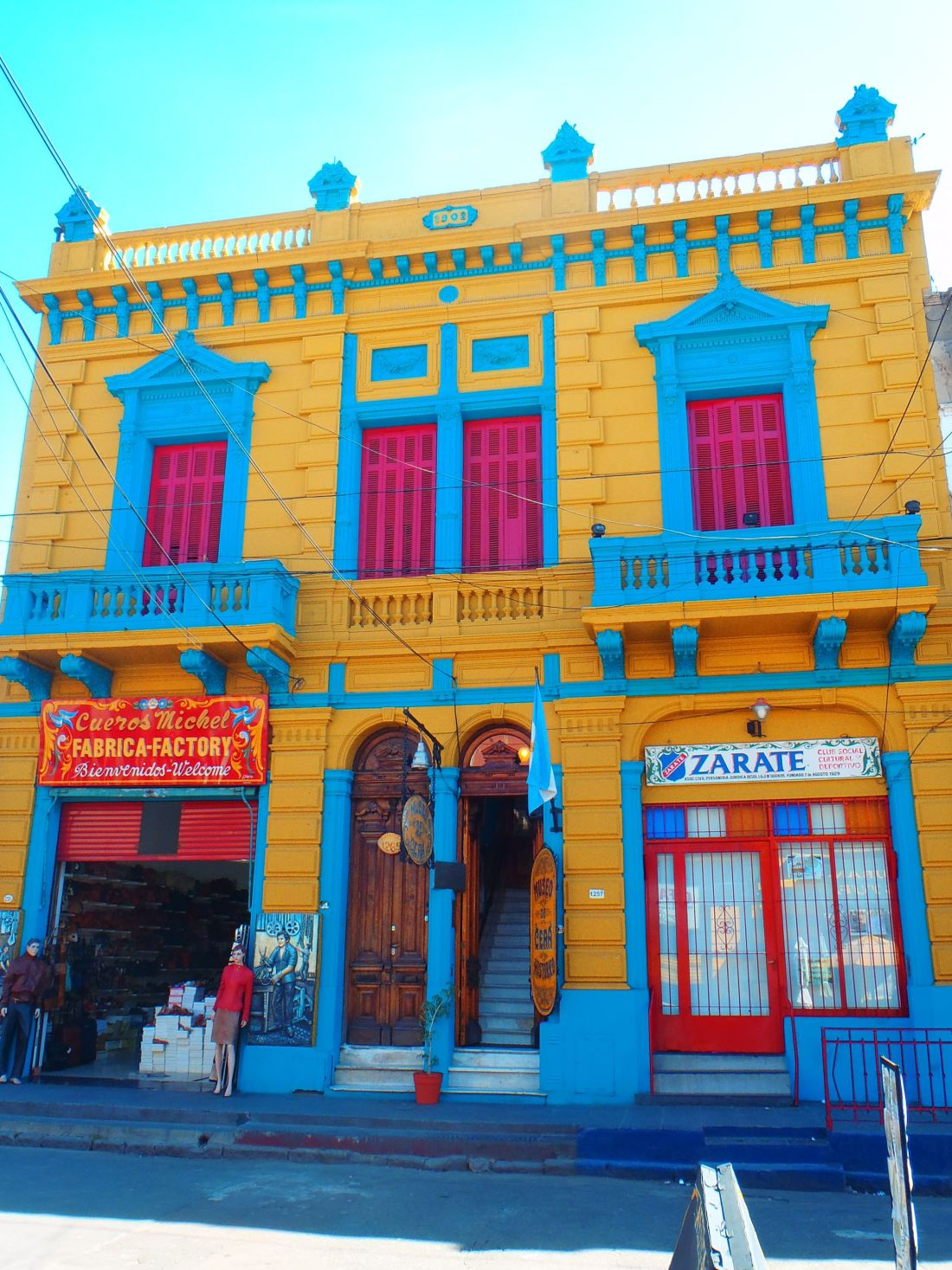 La Boca Shops
