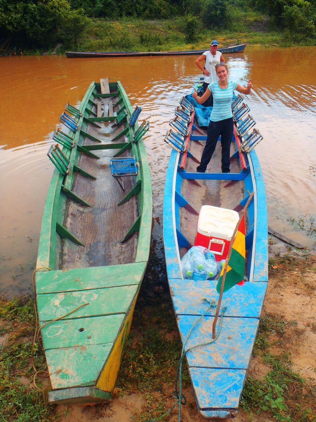 Pampas Tour Boats