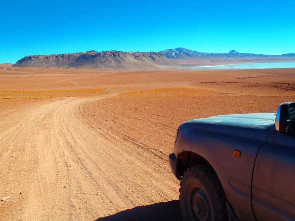 4WD tour Atacama Desert