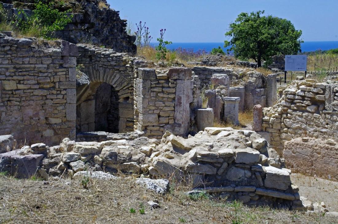 Alexandria Troas Turkey