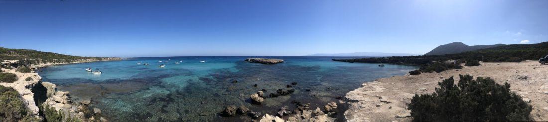 Blue Lagoon Akamas Panorama