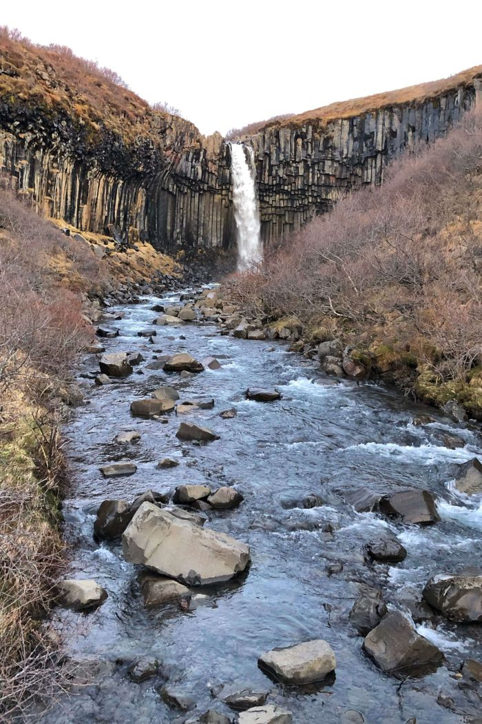 Svartifoss: The Black Waterfall