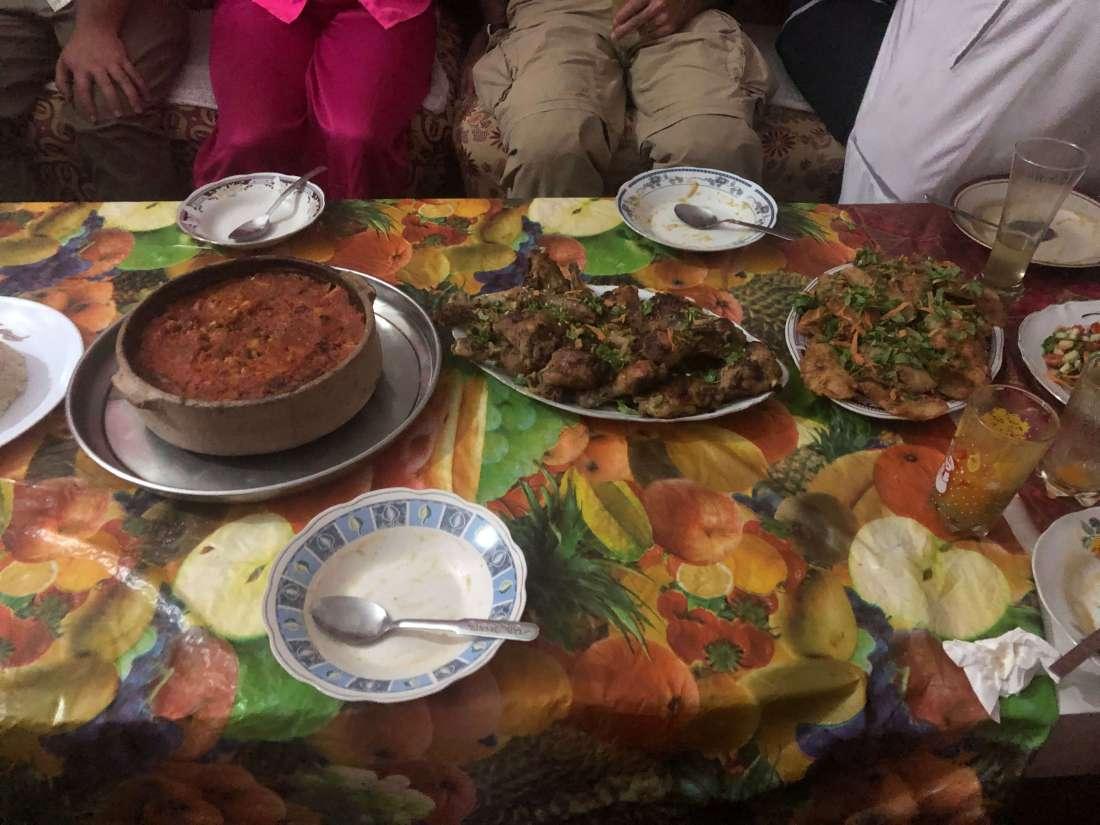 Nubian-dinner