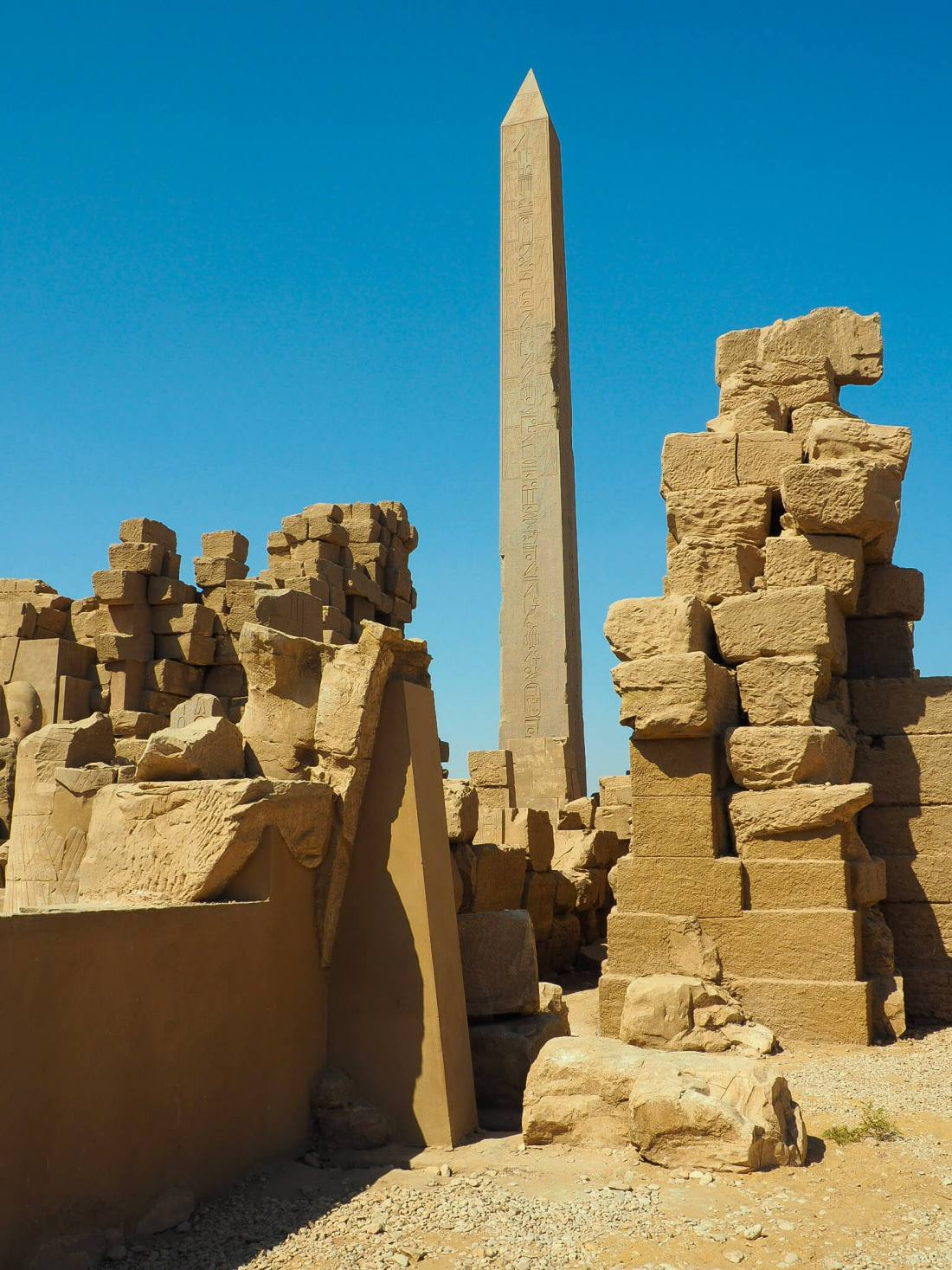 Obelisk-at-Karnak-Temple