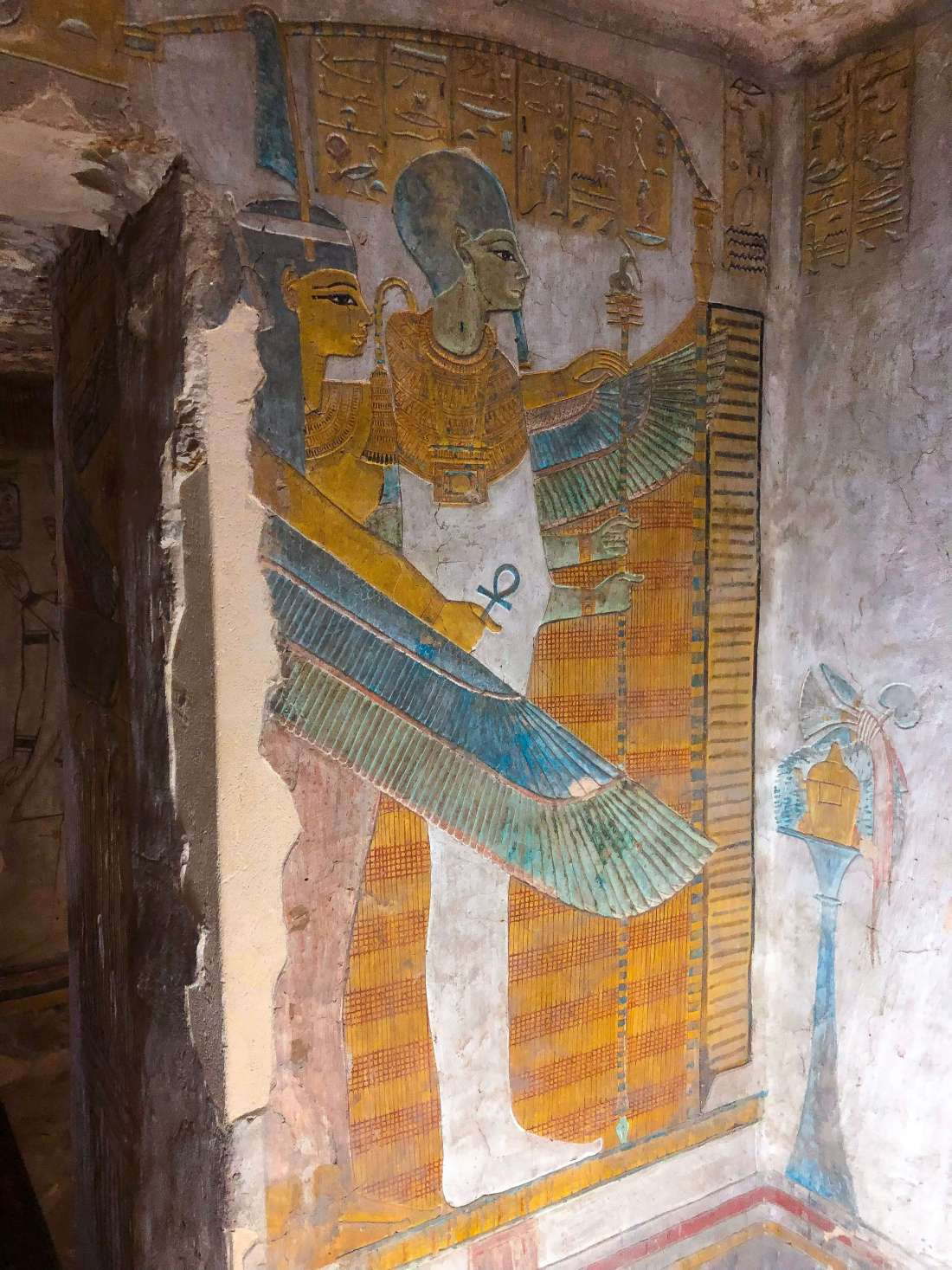 Valley-of-the-Kings-Luxor-Paintings