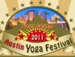 Austin Yoga Festival  October 8 and 9, 2011