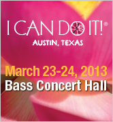 I Can Do It - March 2013