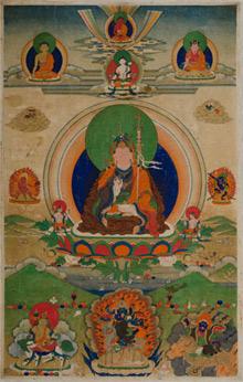 Rare Tibetan Art Exhibit