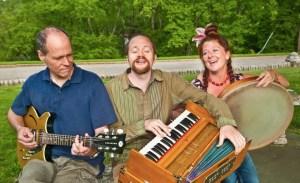 The Wild Lotus Band
