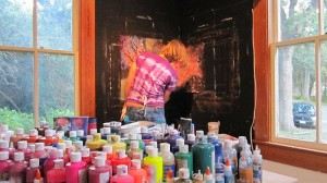 The Art of Creation: Intuitive Painting Saturday Retreat