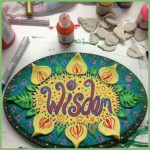 Terri McGee - Wisdom Art Flower Workshop