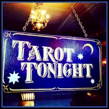 Kristin Bramblett - Tarot Readings at East Side Showroom - Austin Texas