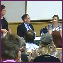 Austin Metaphysical Life Fair - Annual Psychic Predictions Panel - Spiritual Life Productions - Texas