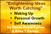 Enlightening Ideas Worth Catching - New Book by Anne Partain and Renee Avard-Furlow - Austin