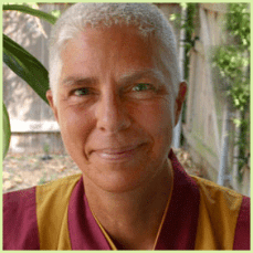 Gen Kelsang Ingchug - Western Buddhist nun - Lotus Ranch Retreat - Austin