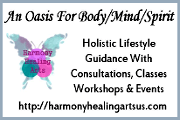 Harmony Healing Arts - Michelle Peavy - Austin Texas