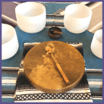Shamanic Healing Journey With Crystal Bowls and Drums
