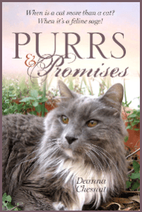 Book - Purrs And Promises - by Deanna Chesnut