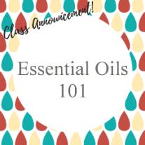 Essential Oils 101 - Jen Brady - Austin Texas