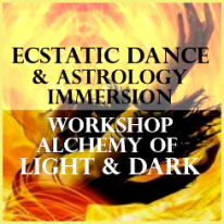 Ecstatic Dance and Astrology Immersion Workshop - Alchemy of Light and Dark - Austin Texas
