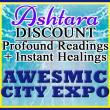 Ashtara at Awesmic City Expo