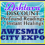 Ashtara at Awesmic City Expo