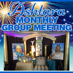 Ashtara's Monthly Group Meeting