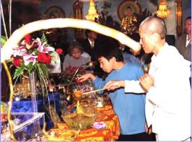 The Buddha Relics Tour
