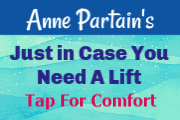 Anne Partain - Just In Case You Need A Lift - Tap For Comfort - Austin Texas