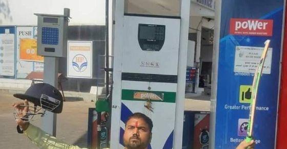 petrol pump bhopal