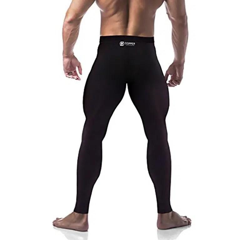 Copper Compression Mens Leggings