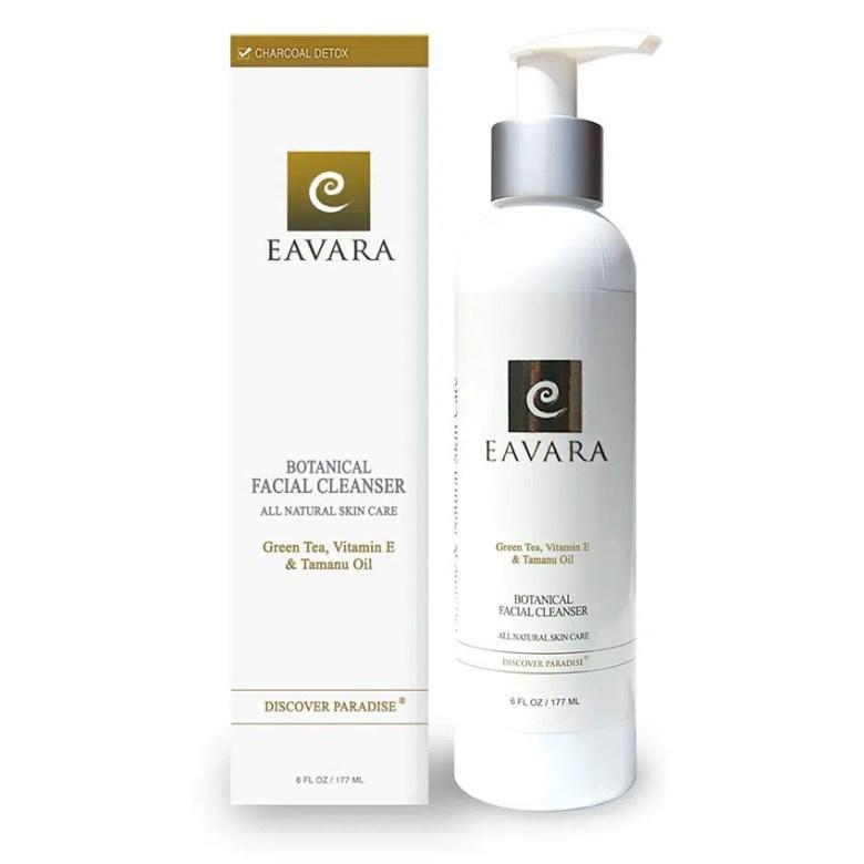 Eavara Organic Facial Cleanser