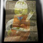 Artwork by Elliott: A Special Card for Emmett