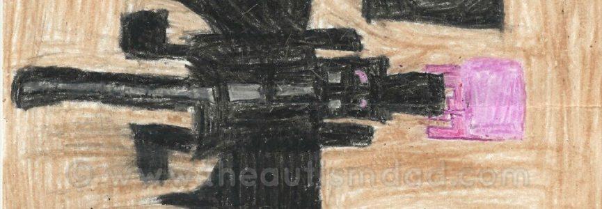 Awesome Art by Elliott: The Ender Dragon