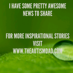 I have some pretty awesome news to share