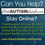 Please Help Support My Efforts