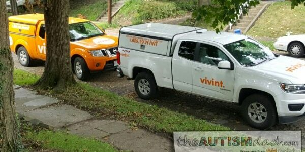 I'm really happy with my service call from @vivinthome today