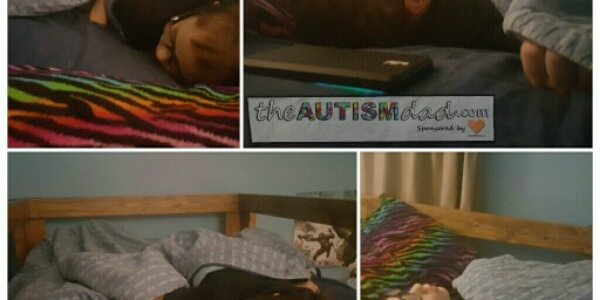 How we finally got our child with #Autism to fall asleep in his own bed