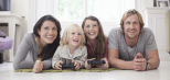 How Gaming Can Bring A Family Together