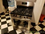 We haven't had a fully working stove for almost a decade