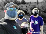 If my sensory sensitive kids with #Autism can wear a mask, WTF is your excuse?